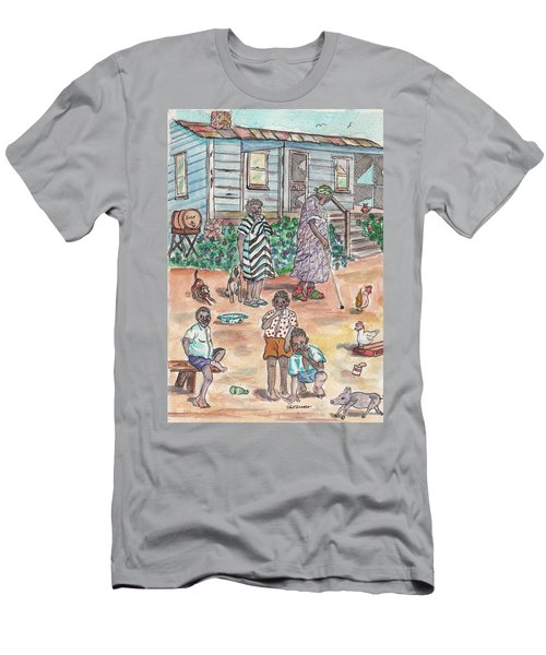 The Family On Magnolia Road Men's T-Shirt (Athletic Fit)
