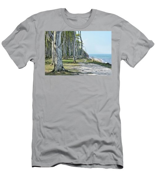 The Ghost Forest Of Nienhagen Men's T-Shirt (Athletic Fit)