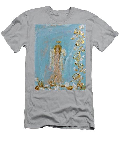 The Golden Child Angel Men's T-Shirt (Athletic Fit)