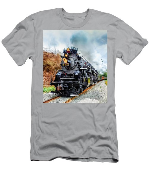The Iron Horse  Men's T-Shirt (Athletic Fit)