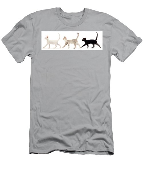 The Kits Parade - Three Men's T-Shirt (Athletic Fit)