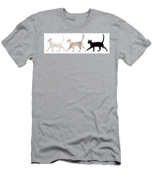 The Kits Parade - Three Men's T-Shirt (Athletic Fit)