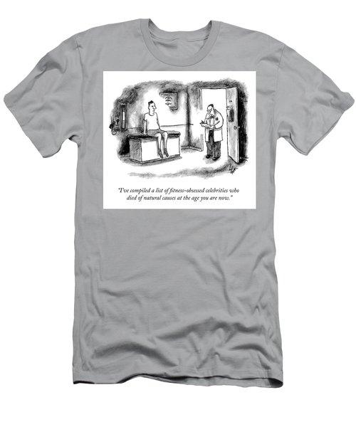 The List Men's T-Shirt (Athletic Fit)