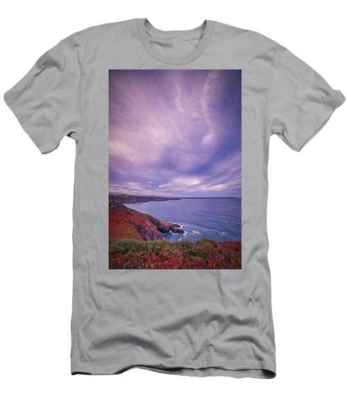 The Lizard Point Men's T-Shirt (Athletic Fit)