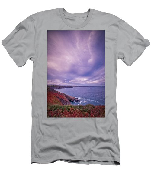 The Lizard Point Men's T-Shirt (Athletic Fit)