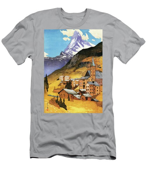 The Matterhorn - Digital Remastered Edition Men's T-Shirt (Athletic Fit)