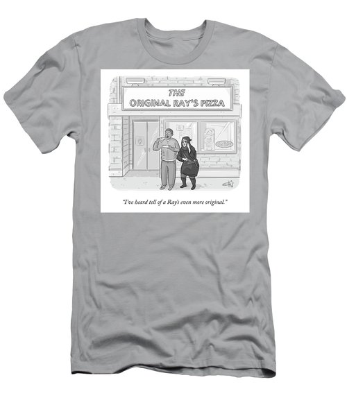 The Original Ray's Men's T-Shirt (Athletic Fit)