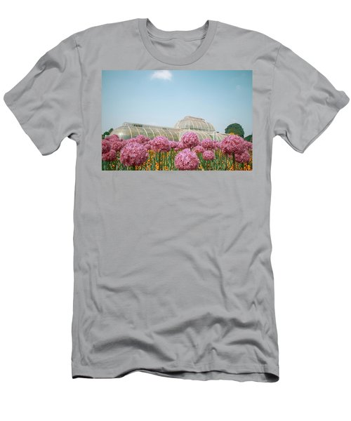 The Palm House Men's T-Shirt (Athletic Fit)