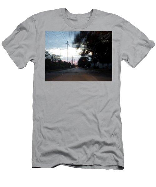The Passenger 03 Men's T-Shirt (Athletic Fit)