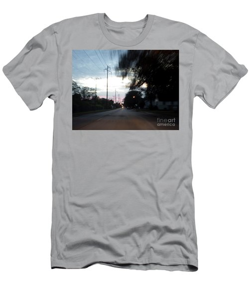 The Passenger 03 Men's T-Shirt (Athletic Fit)