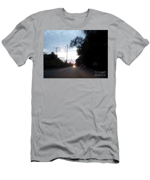 The Passenger 04 Men's T-Shirt (Athletic Fit)