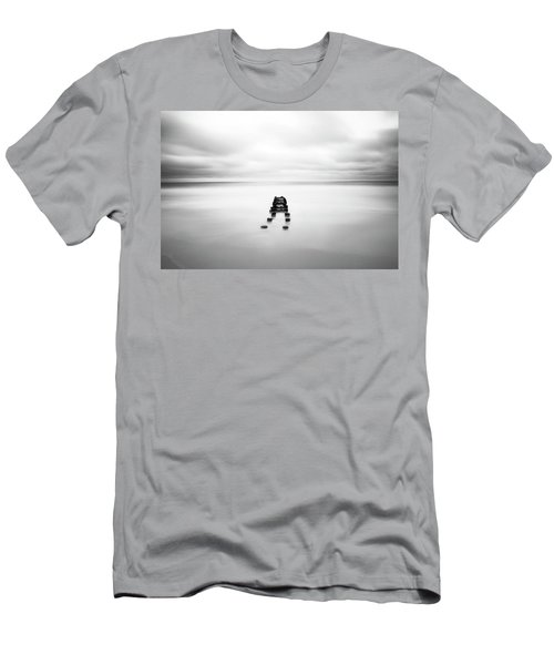 Men's T-Shirt (Athletic Fit) featuring the photograph The Path by Yuri Darius