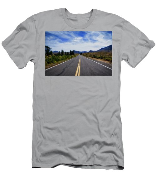 The Road Best Traveled Men's T-Shirt (Athletic Fit)