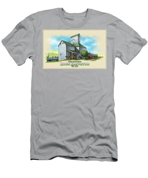 The Ross Elevator Men's T-Shirt (Athletic Fit)