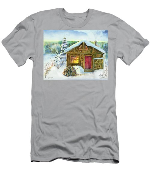 The Shack Men's T-Shirt (Athletic Fit)