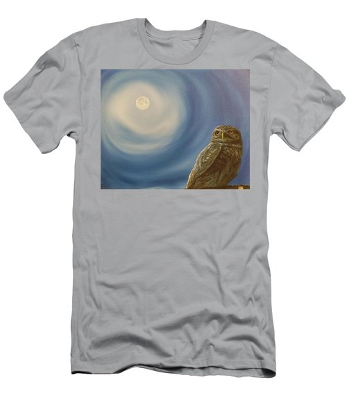 The Sky Is Thick Men's T-Shirt (Athletic Fit)