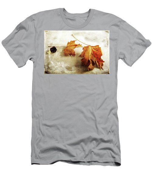 Men's T-Shirt (Athletic Fit) featuring the photograph The Sound Of Autumn by Randi Grace Nilsberg
