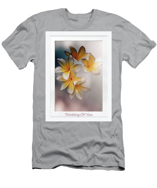 Thinking Of You Men's T-Shirt (Athletic Fit)