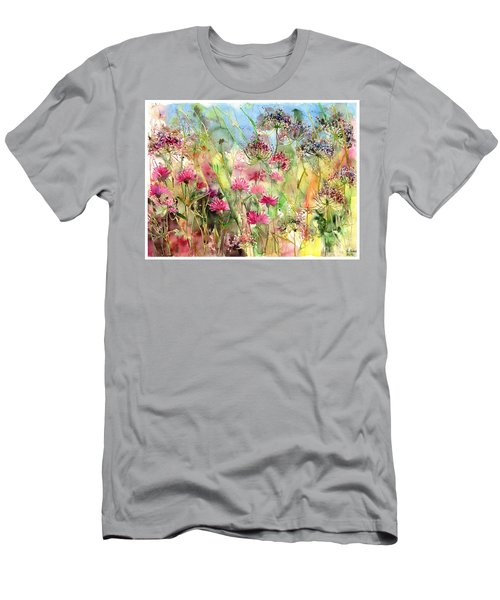 Thistles Impression II Men's T-Shirt (Athletic Fit)
