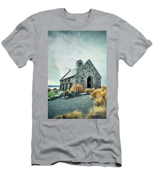 Timeless Worship Men's T-Shirt (Athletic Fit)