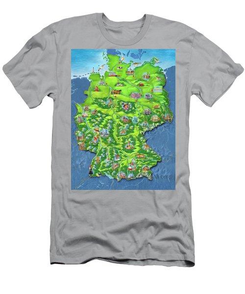 tiptoi_Puzzle Men's T-Shirt (Athletic Fit)