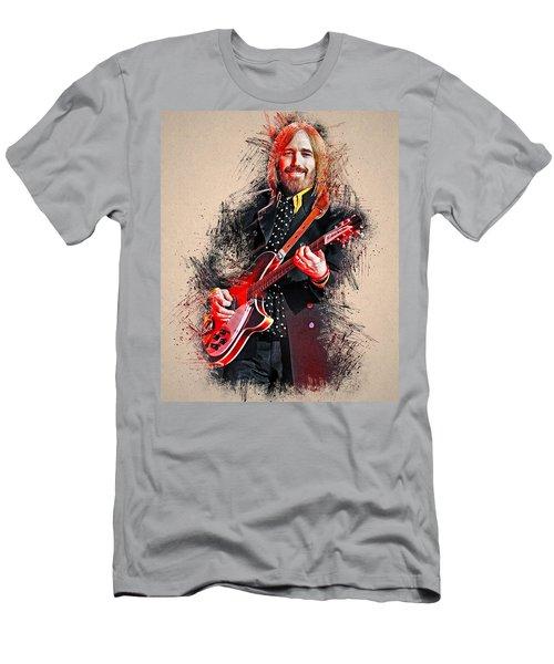 Tom Petty - 35 Men's T-Shirt (Athletic Fit)