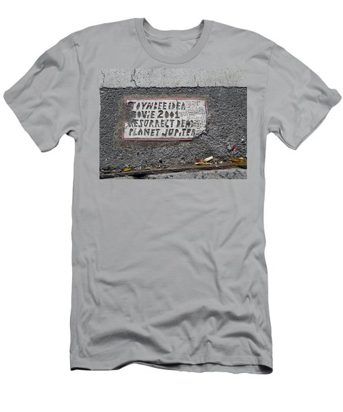 Toynbee Tile Nyc Men's T-Shirt (Athletic Fit)