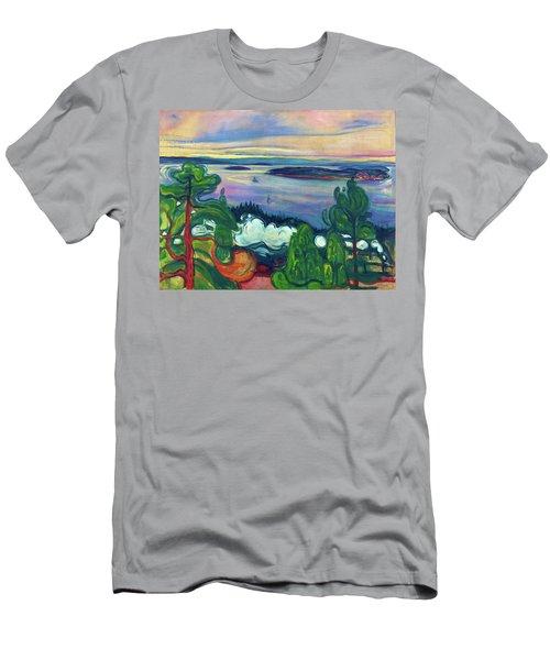Train Smoke - Digital Remastered Edition Men's T-Shirt (Athletic Fit)