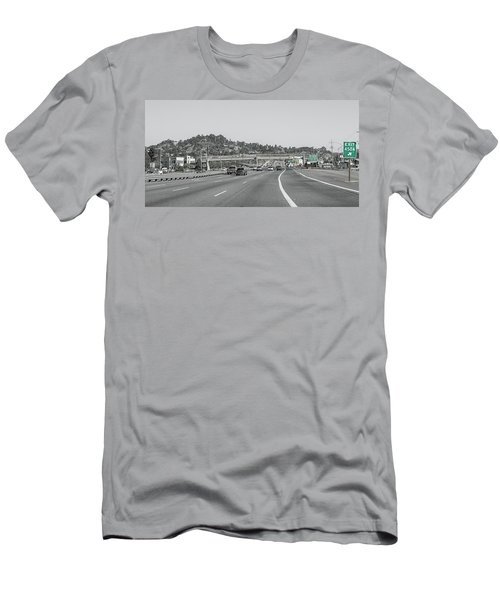 Getting Away With Murder Men's T-Shirt (Athletic Fit)