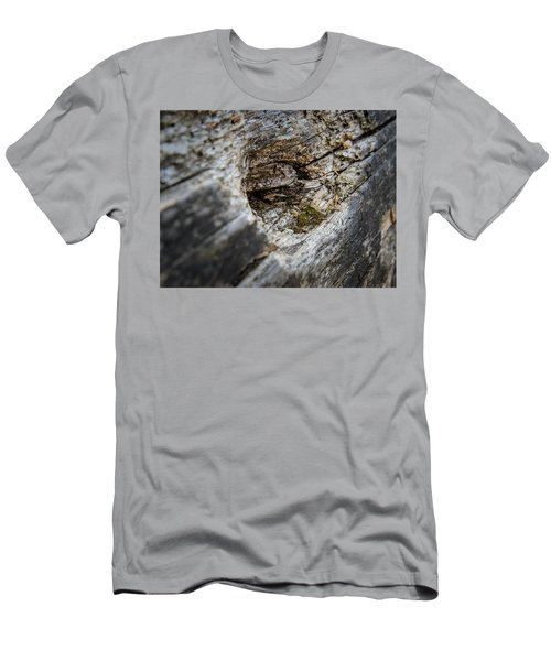 Tree Wood Men's T-Shirt (Athletic Fit)