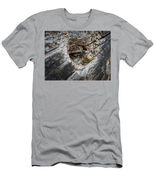 Tree Wood Men's T-Shirt (Athletic Fit)