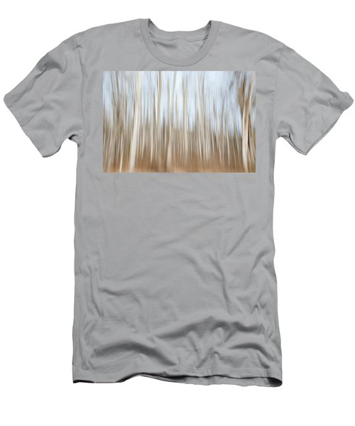 Trees On The Move Men's T-Shirt (Athletic Fit)