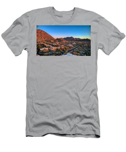 Troon Village Men's T-Shirt (Athletic Fit)
