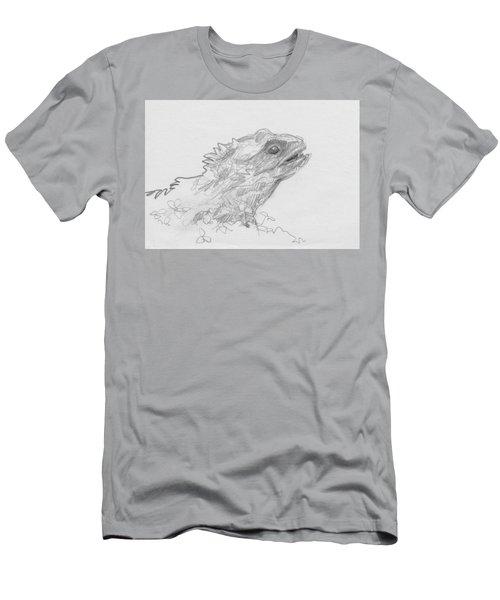 Tuatara Men's T-Shirt (Athletic Fit)