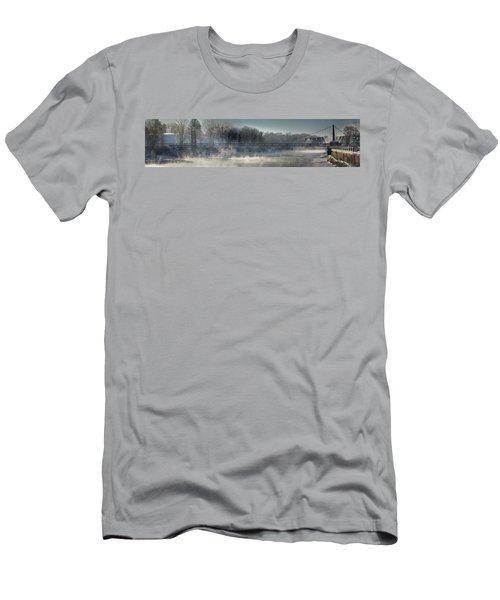 Two Cent Bridge At -5f Men's T-Shirt (Athletic Fit)