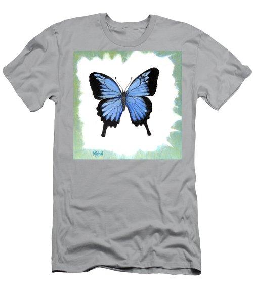 Ulysses Blue Men's T-Shirt (Athletic Fit)