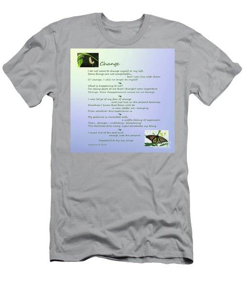 Unexpected Change Men's T-Shirt (Athletic Fit)