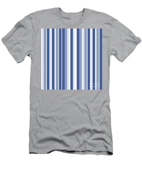 Vertical Lines Background - Dde605 Men's T-Shirt (Athletic Fit)