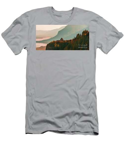 Vista House Men's T-Shirt (Athletic Fit)