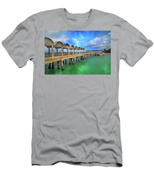 Waiting For Your Visit Jekyll Island Men's T-Shirt (Athletic Fit)