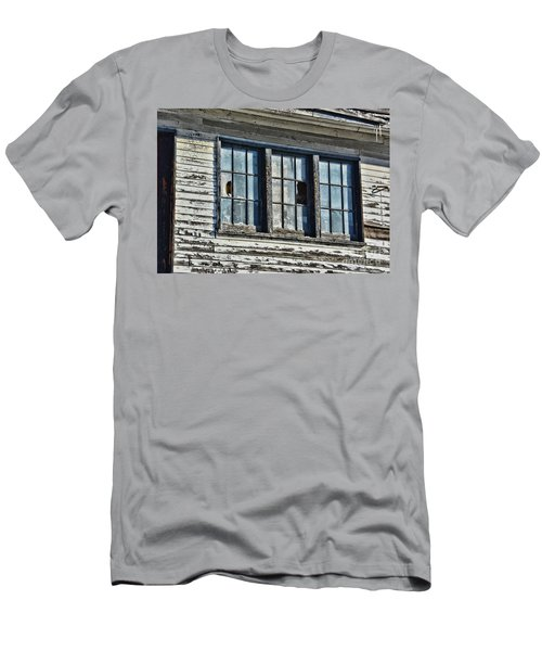 Warehouse Windows Men's T-Shirt (Athletic Fit)