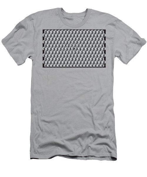 What Does Ai Look Like To Ai Men's T-Shirt (Athletic Fit)