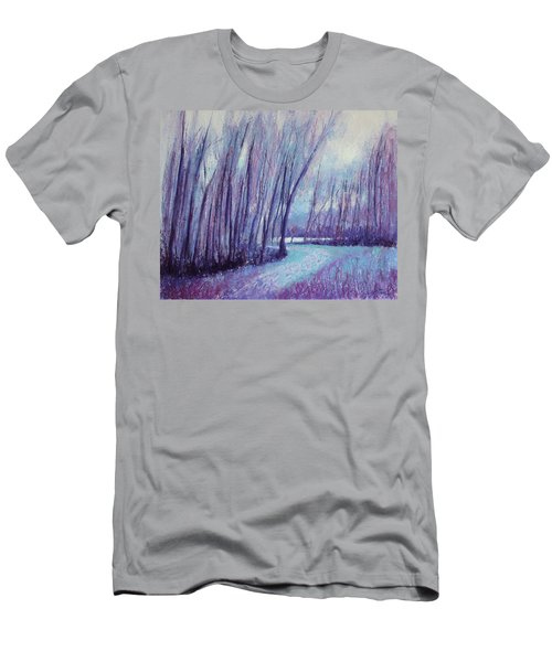 Whispering Woods Men's T-Shirt (Athletic Fit)