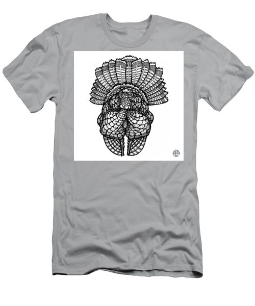 Wild Turkey Men's T-Shirt (Athletic Fit)