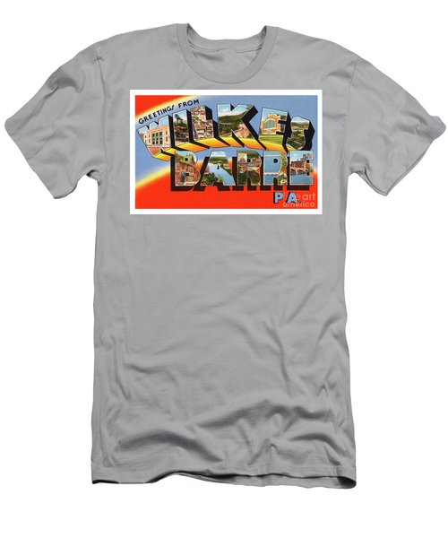 Wilkes Barre Greetings Men's T-Shirt (Athletic Fit)