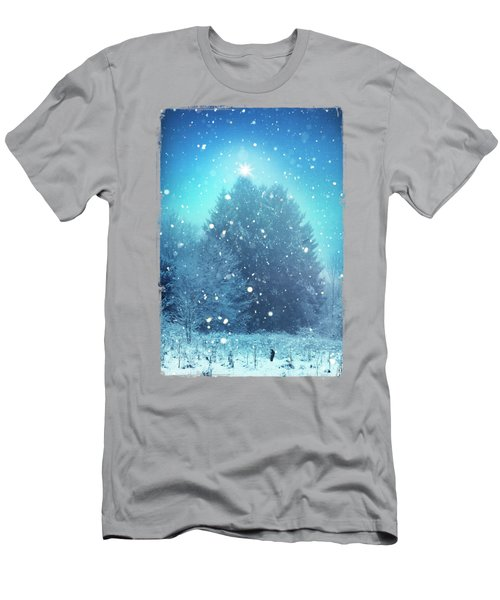 Winter Magic Men's T-Shirt (Athletic Fit)