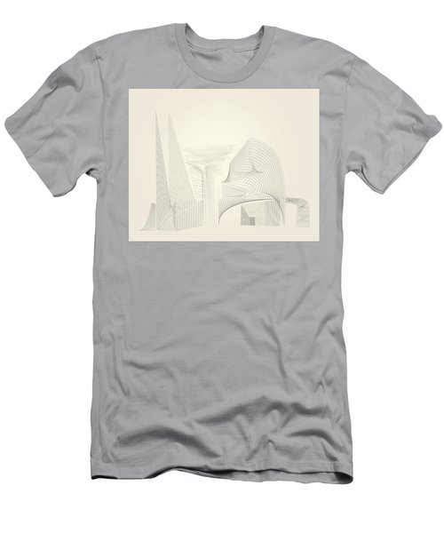Wire Folly Complex Men's T-Shirt (Athletic Fit)