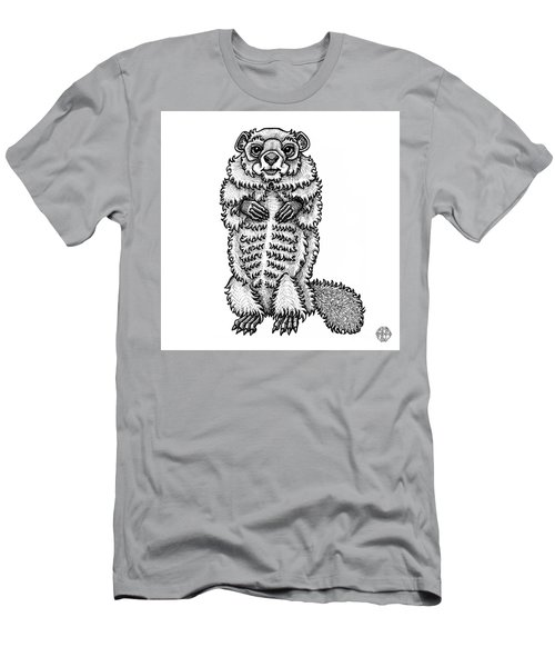 Woodchuck Men's T-Shirt (Athletic Fit)