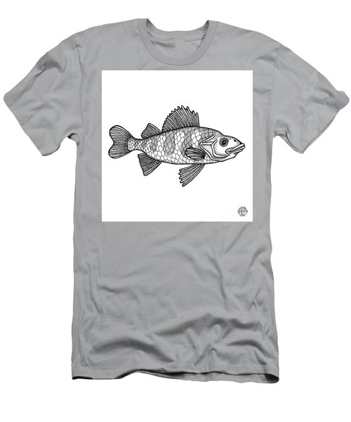 Yellow Perch Men's T-Shirt (Athletic Fit)