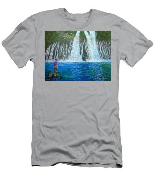 Youthful Spirit Men's T-Shirt (Athletic Fit)